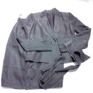 ANAYI - ■ANAYI スーツ(上下)濃茶 レディース 38