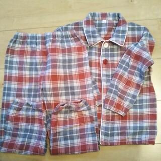ムジルシリョウヒン(MUJI (無印良品))の無印ネルパジャマ120(パジャマ)