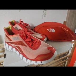 リーボック(Reebok)のリーボック ジグテック 靴 シューズ スニーカー バッグ セット売り(スニーカー)