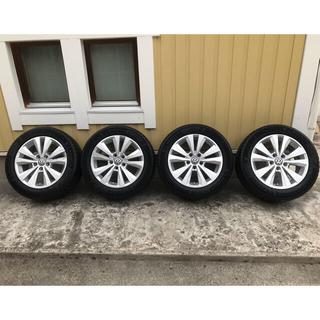 フォルクスワーゲン(Volkswagen)のvw  ゴルフ ホイールタイヤ4本セット 16インチ 205/55/16(タイヤ・ホイールセット)