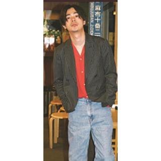 ジエダ(Jieda)の成田凌着用 neon sign 17aw テーラードジャケット(テーラードジャケット)