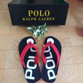 ポロラルフローレン(POLO RALPH LAUREN)の♡POLOラルフローレン♡(サンダル)