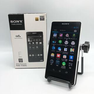 SONY ウォークマン Fシリーズ 32GB ホワイト NW-F886/W
