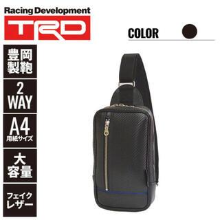 トヨタ(トヨタ)のTRD 8408 バッグ ボディバッグ トヨタ (ボディーバッグ)