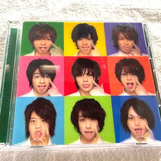 ヘイセイジャンプ(Hey! Say! JUMP)のHey!Say!JUMP 2ndアルバム JUMP WORLD 初回限定盤(ポップス/ロック(邦楽))