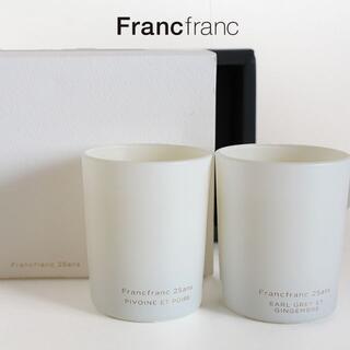 Francfranc - 【非売品】Francfranc フランフラン アニバーサリー キャンドル