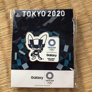 ギャラクシー(Galaxy)のTOKYO2020 Galaxy ピンバッチ(バッジ/ピンバッジ)