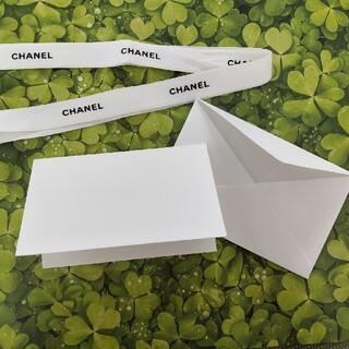 シャネル(CHANEL)のCHANELのカード(ノート/メモ帳/ふせん)