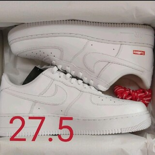 シュプリーム(Supreme)のsupreme Airforce 1 low NIKE(スニーカー)