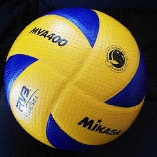 innocentman様専用 ミカサ バレーボール検定球4号  MVA400(バレーボール)