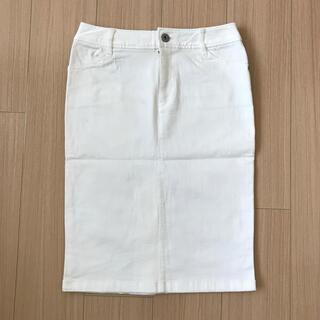 ロートレアモン(LAUTREAMONT)のLAUTREAMONT タイトスカート★38サイズ(ひざ丈スカート)