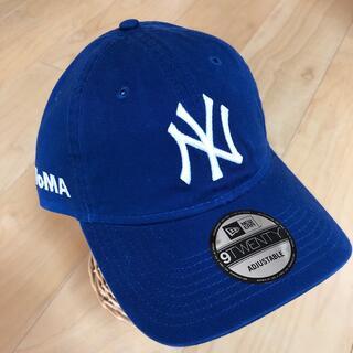 MOMA - MOMA New Era Yankees Cap Royal Blue