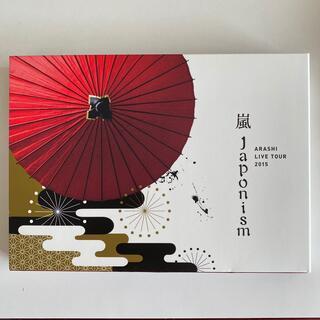 嵐 - 嵐 LIVE TOUR 2015 Japonism DVD 初回