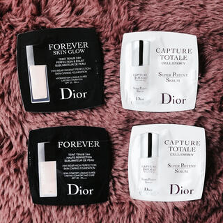 Christian Dior - 🌹Dior✴︎サンプル4点セット🌹