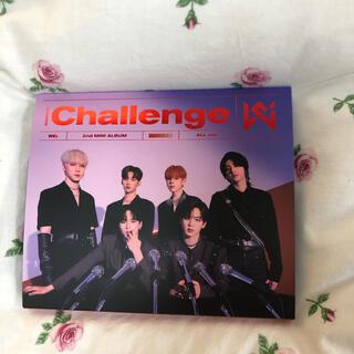 'IDENTITY:CHALLENGE(K-POP/アジア)