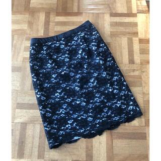 グラスライン(Glass Line)のグラスライン GLASS LINE スカート(ひざ丈スカート)