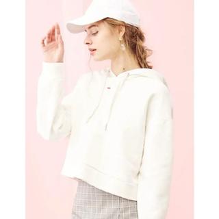 MERCURYDUO - マーキュリーデュオ FILAコラボパーカー