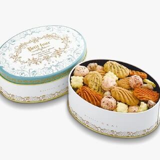 (賞味期限が近いのでセール)アトリエうかい フールセックサレ缶(菓子/デザート)