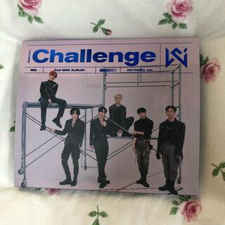 IDENTITY:CHALLENGE(K-POP/アジア)