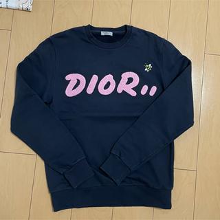 Dior - 【最終値下げ】Dior KAWS bee刺繍スウェットトレーナー
