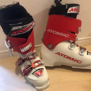 アトミック(ATOMIC)のATOMIC スキーブーツ(ブーツ)