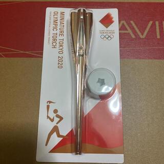 TOKYO2020 オリンピック ミニチュアトーチ 聖火リレー 聖火ランナー(スポーツ)