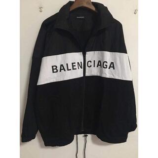 Balenciaga - BALENCIAGAのデニム ナイロンジャケット