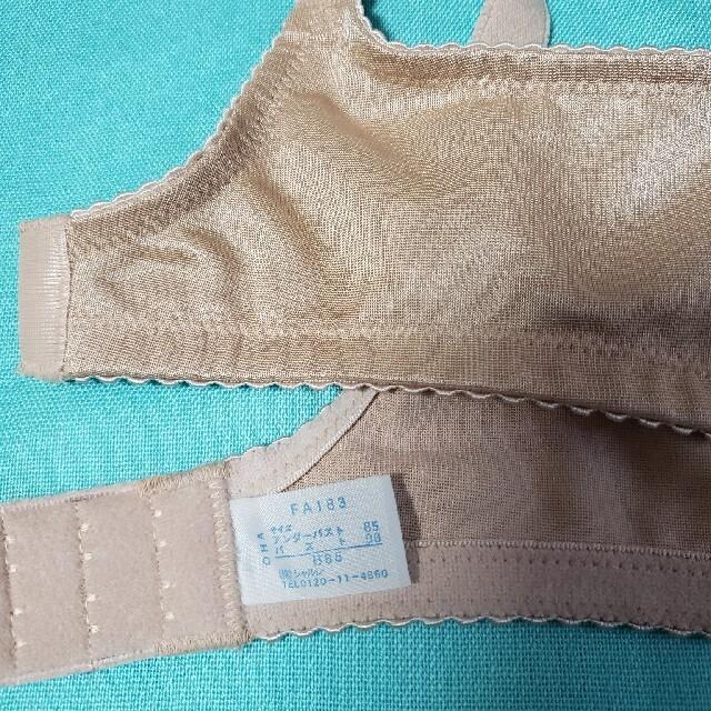 シャルレ(シャルレ)のシャルレ ブラジャーFA183 B85 ブラウン レディースの下着/アンダーウェア(ブラ)の商品写真