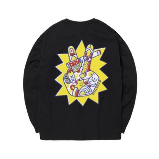 ヴァンキッシュ(VANQUISH)のfr2 × ITOKiN コラボ ロンT XL(Tシャツ/カットソー(七分/長袖))