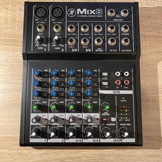 MACKIE MIX8(ミキサー)