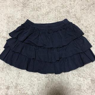 プチバトー(PETIT BATEAU)のプチバトー スカート 104cm(スカート)