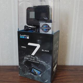 ゴープロ(GoPro)のGopro HERO7 black 【5年保証】(コンパクトデジタルカメラ)