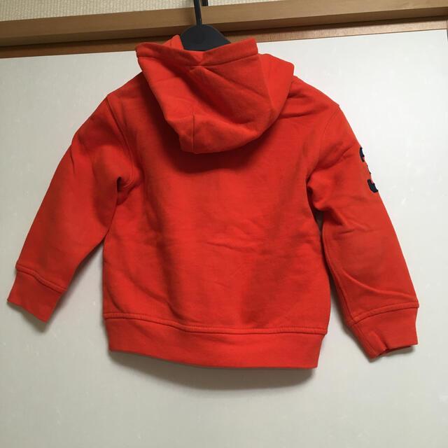 POLO RALPH LAUREN(ポロラルフローレン)のポロ ラルフローレン パーカー 4T キッズ/ベビー/マタニティのキッズ服男の子用(90cm~)(ジャケット/上着)の商品写真