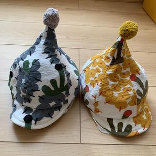 マーキーズ(MARKEY'S)のマーキーズ 帽子 キャップ 46 48 個性的(帽子)