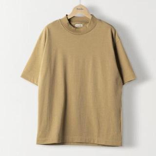 スティーブンアラン(steven alan)の<Steven Alan>  MOCK NECK TEE/Tシャツ(Tシャツ/カットソー(半袖/袖なし))