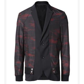 ディーゼル(DIESEL)のDIESEL ディーゼルAC MILAN ボンバージャケット スーツ(テーラードジャケット)