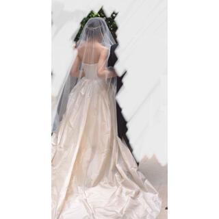 THE TREAT DRESSING ウエディングベール(ヘッドドレス/ドレス)