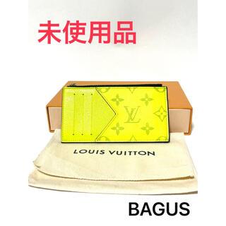 ルイヴィトン(LOUIS VUITTON)のルイヴィトン LOUIS VUITTON コインケース カードケース(コインケース/小銭入れ)