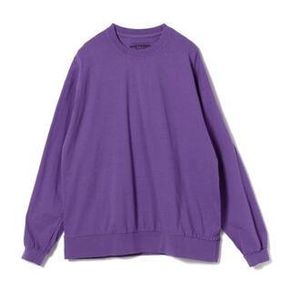 ビームス(BEAMS)のBEAMS T HEAVYWEIGHT / Solid Rib LS(Tシャツ/カットソー(七分/長袖))