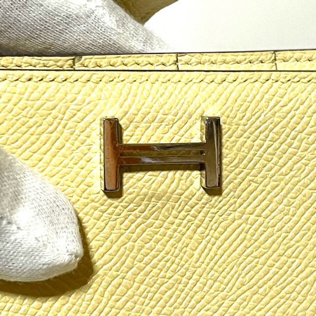 Hermes(エルメス)の☆mary様専用☆HERMES / エルメス ベアンスフレ 刻印T シルバー金具 レディースのファッション小物(財布)の商品写真