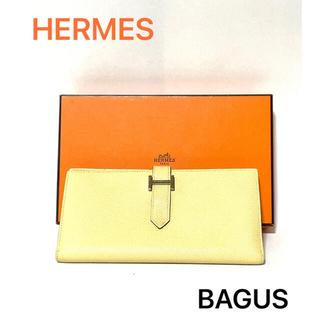 エルメス(Hermes)の☆mary様専用☆HERMES / エルメス ベアンスフレ 刻印T シルバー金具(財布)