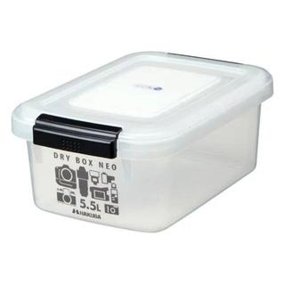 ハクバ(HAKUBA)のハクバ ドライボックス 5.5L(クリア)(防湿庫)