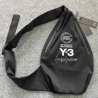 Y-3 - y-3ヨージヤマモト ウエストバッグ ブラック 鞄 多機能 斜めがけバッグ