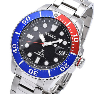 セイコー(SEIKO)の未使用⭐︎セイコー⭐︎プロスペックス⭐︎ダイバースソーラー⭐︎SBDJ047(腕時計(アナログ))
