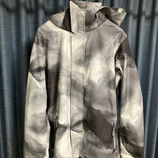 QUIKSILVER - スノーボードウェア 上下 美品 Quick silver