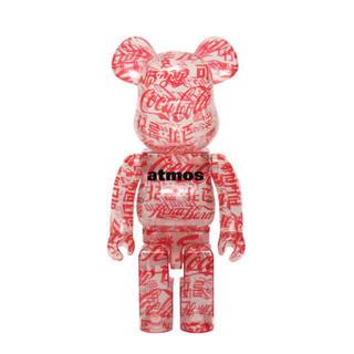 BE@RBRICK atmos × Coca-Cola 1000% (その他)