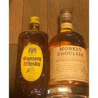 サントリー ウイスキー・モンキー ショルダー ブレンデッド(ウイスキー)