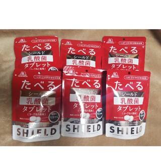 モリナガセイカ(森永製菓)の森永製菓たべるシールド乳酸菌タブレット(ヨーグルト風味)6袋(その他)