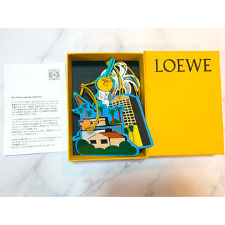 ロエベ(LOEWE)の新品未使用❤️【限定 非売品】ロエベ LOEWE ノベルティ チャーム (ノベルティグッズ)