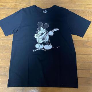 NUMBER (N)INE - ナンバーナイン ミッキー Tシャツ ブラック サイズ4 黒 新品未使用 タグ付き
